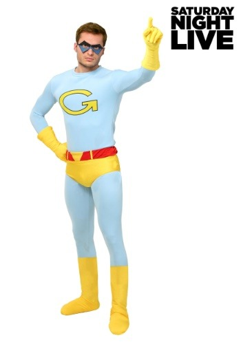 Deluxe Gary Costume For Adults