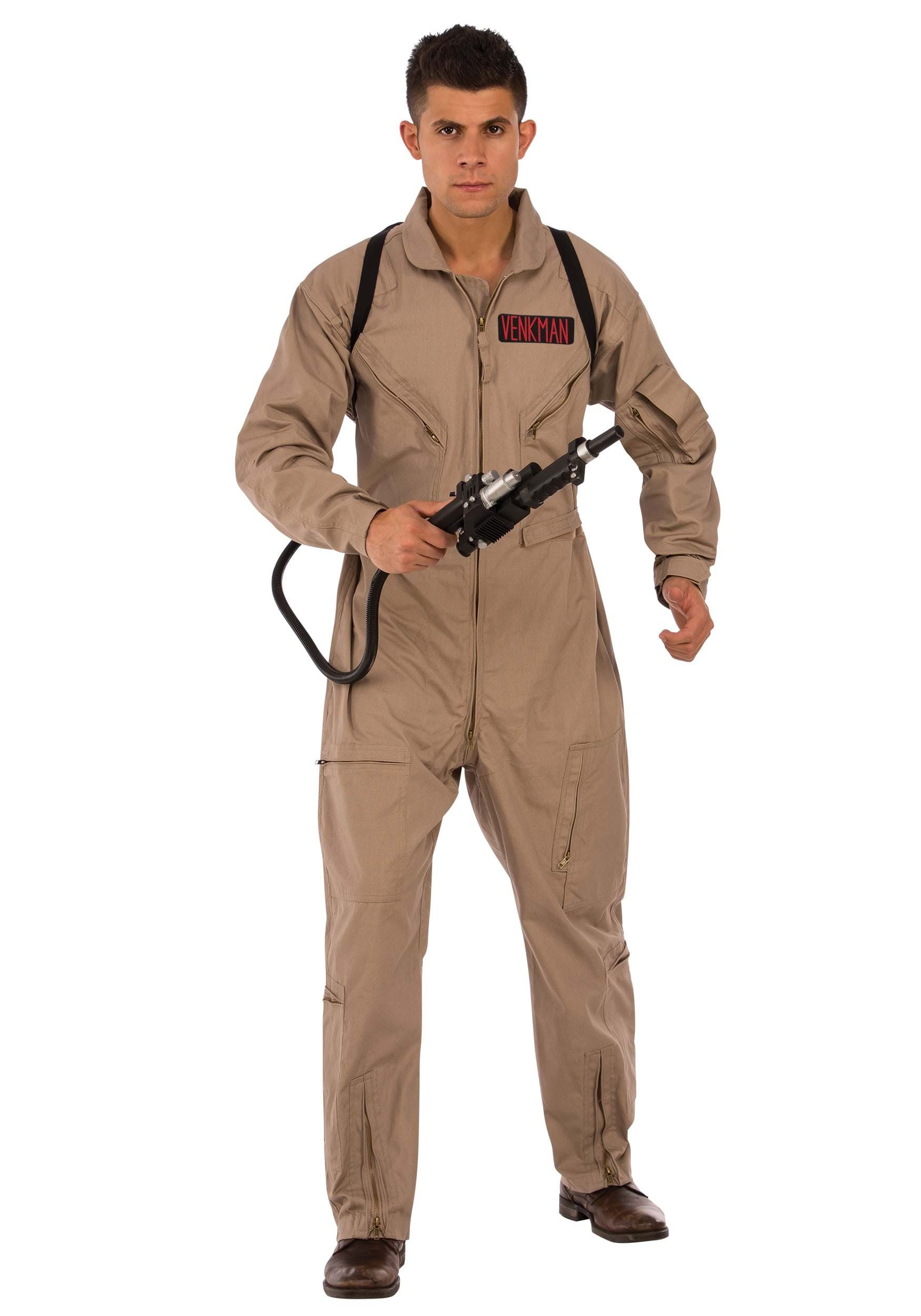 44010e405dc Ghostbusters Grand Heritage Costume for Men