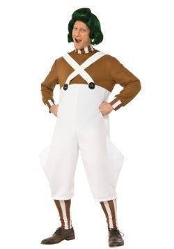 Deluxe Oompa Loompa Costume