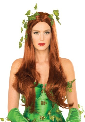 Women's Deluxe Poison Ivy Wig