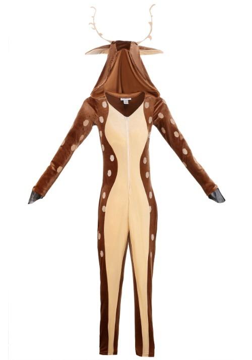 Women's Deer Fawn Costume
