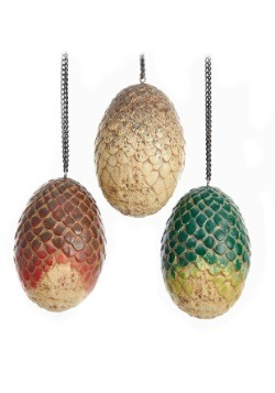 Game of Thrones Eggs Ornament