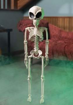 Alien Skeleton Halloween Decor