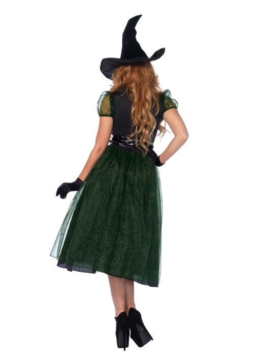 Darling Spellcaster Witch Costume For Adults alt 1