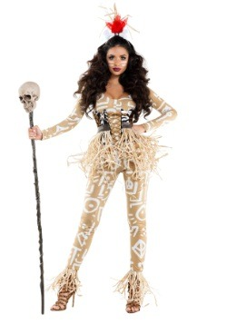 Voodoo Women's Seductress Costume