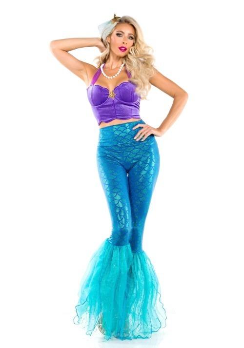 Fantasy Mermaid Women's Costume