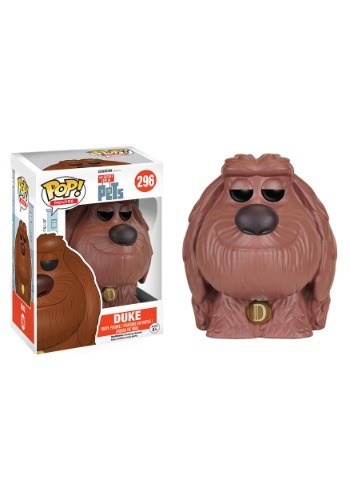 POP Secret Life Of Pets Duke Vinyl Figure