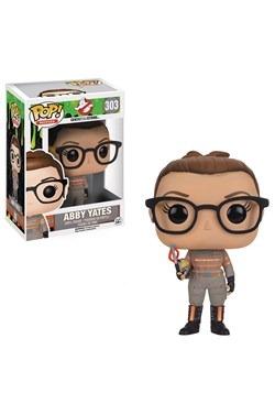 POP Ghostbusters Reboot Abby Yates Vinyl Figure