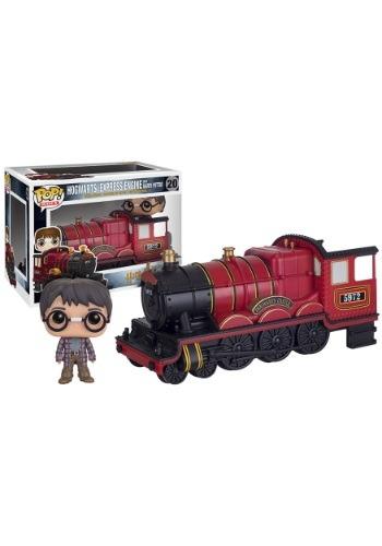 POP Harry Potter Hogwarts Express Vinyl Figure