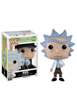POP Rick And Morty Rick Vinyl Figure