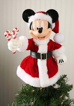 Mickey Mouse Santa Treetop-Tabletop Piece-update