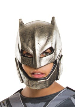 Childs Dawn of Justice Affordable Armored Batman Mask