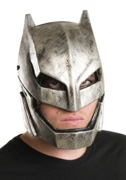 Adult Dawn of Justice Affordable Armored Batman Mask
