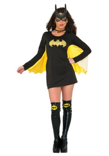 Women's DC Batgirl Wing Dress