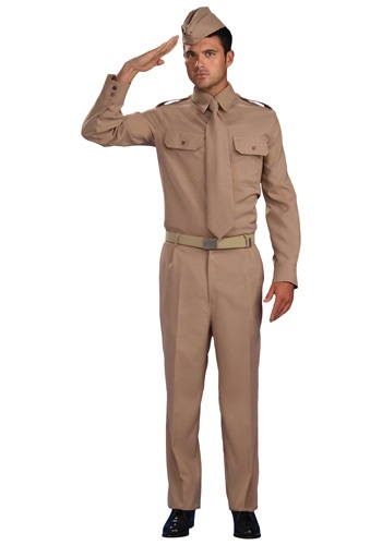 World War 2 Army Costume