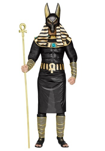 Anubis Costume for Adults