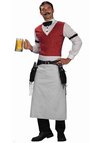 Saloon Bartender Mens Costume