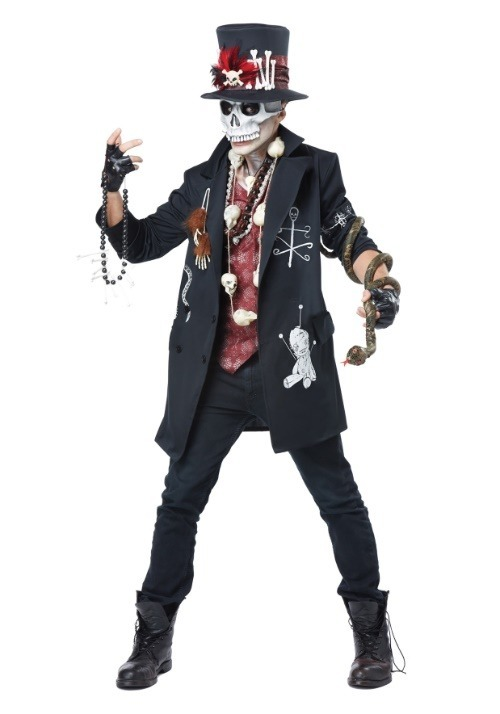 Men's Voodoo Dude Costume