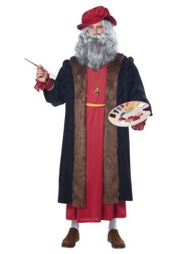 Adult Leonardo Da Vinci Costume For Adults