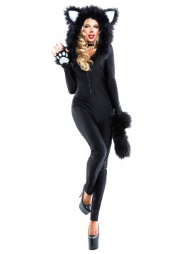 Furry Feline Women's Costume