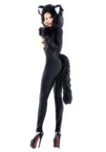 Furry Feline Women's Costume2