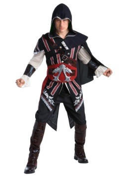 Assassins Creed: Ezio Deluxe Mens Costume