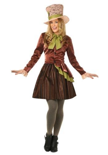 Women's Mad Haddie Costume