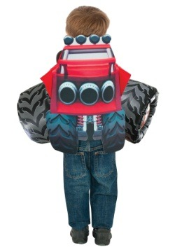 Child Blaze and the Monster Machines Costume