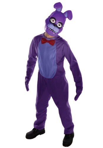 Five Nights at Freddy's Child Bonnie Costume