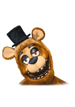 Adult FNAF Freddy Hood/Mask