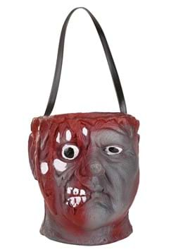 Rotting Zombie Halloween Bowl Decoration