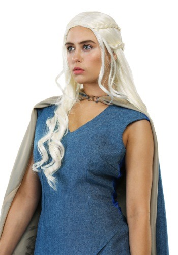Women's Dragon Queen Wig