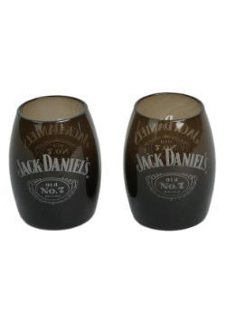 Jack Daniels Barrel Shot Glass 2 Pack