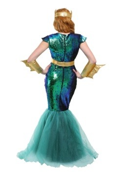 Women's Sea Siren Costume 2