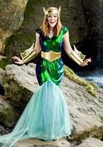 Women's Sea Siren Costume