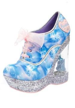 Cinderella Call Me Cinders Wedge Character Heel