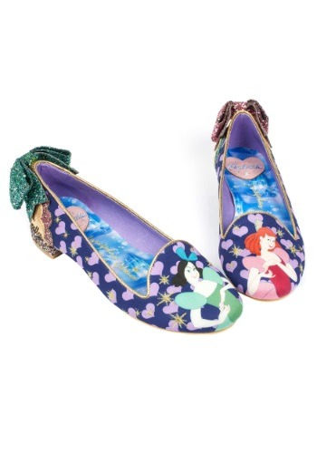 Cinderella Ugly Sisters Flat