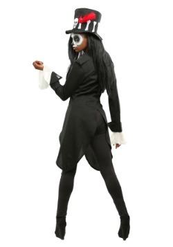 Women's Voodoo Skeleton Costume2