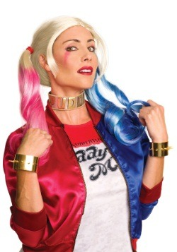 Suicide Squad Harley Quinn Jewelry Set