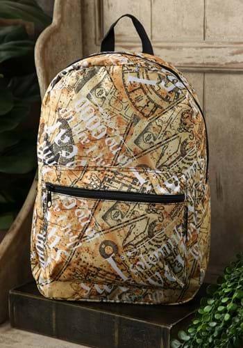 Harry Potter Marauders Map Backpack