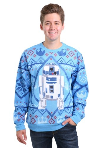 Star Wars Cozy Artoo Ugly Christmas Sweater