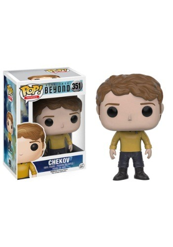 POP Star Trek Beyond Chekov Vinyl Figure
