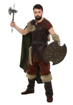 Nordic Viking Mens Costume