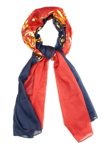 Property of Joker Viscose Scarf
