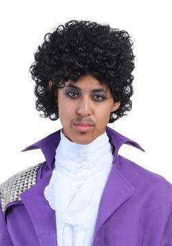 Men's Purple Rock Legend Wig