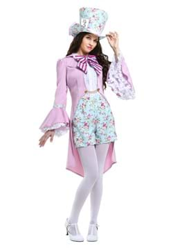 Women's Pretty Mad Hatter Costume