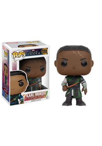 Marvel Doctor Strange Karl Mordo POP Vinyl Figure