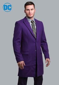 The Joker Suit Overcoat (Authentic)