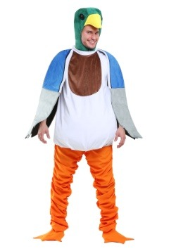 Mallard Duck Costume For An Adult
