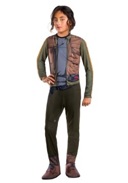 Child Star Wars: Rogue One Jyn Erso Costume